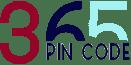 365 Pin Code Logo